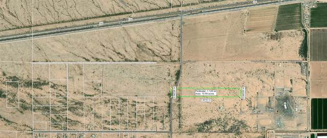 0 N Hidden Valley Road, Maricopa, AZ 85139 (MLS #6085983) :: The Everest Team at eXp Realty