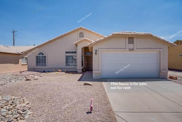 1291 E Brenda Drive, Casa Grande, AZ 85122 (MLS #6085990) :: Lux Home Group at  Keller Williams Realty Phoenix