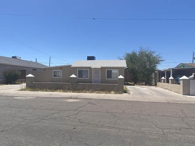 2535 E Corona Avenue, Phoenix, AZ 85040 (MLS #6085998) :: Conway Real Estate