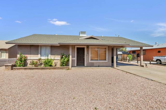 2242 S Belair Road, Apache Junction, AZ 85119 (MLS #6086004) :: Howe Realty