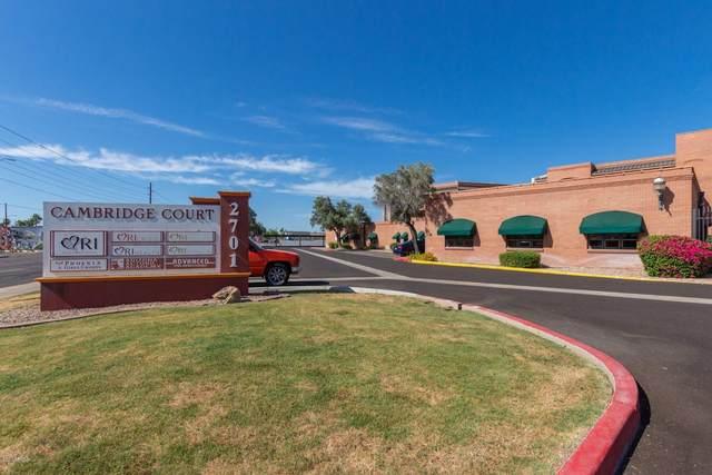 2701 N 16TH Street #108, Phoenix, AZ 85006 (MLS #6086032) :: D & R Realty LLC