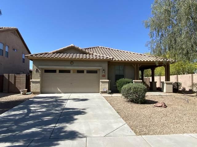 8604 W Brown Street, Peoria, AZ 85345 (#6086038) :: Luxury Group - Realty Executives Arizona Properties