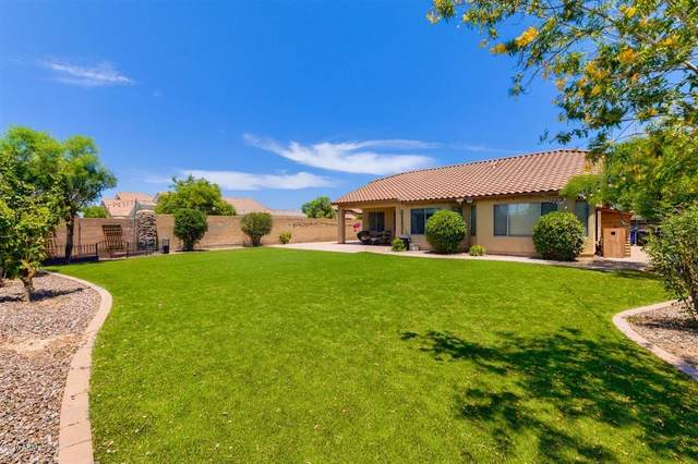 3674 S Danielson Way, Chandler, AZ 85286 (MLS #6086057) :: The Results Group
