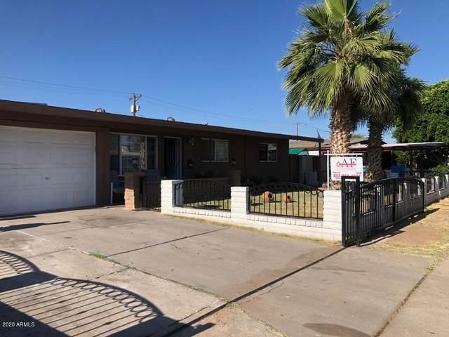 3640 W Roma Avenue, Phoenix, AZ 85019 (MLS #6086087) :: Conway Real Estate