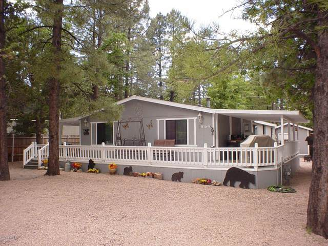2854 S Cardinal Lane, Pinetop, AZ 85935 (MLS #6086097) :: My Home Group