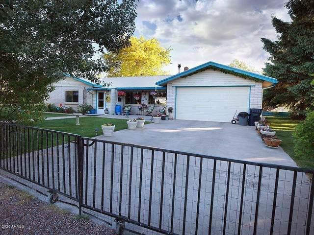 952 S Burk Street, Eagar, AZ 85925 (MLS #6086111) :: The Results Group