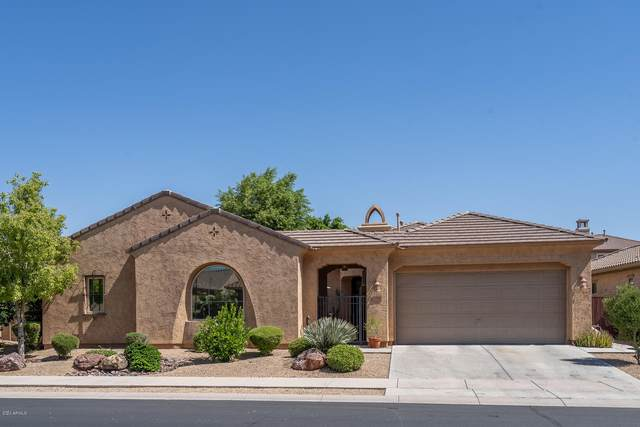17336 W Grant Street, Goodyear, AZ 85338 (MLS #6086122) :: Kepple Real Estate Group