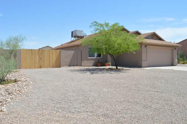 11752 W Loma Vista Drive, Arizona City, AZ 85123 (MLS #6086147) :: Brett Tanner Home Selling Team