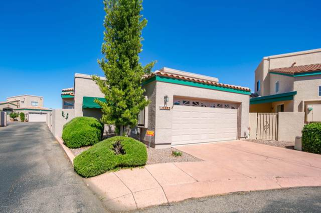 4283 Desert Springs Trail, Sierra Vista, AZ 85635 (#6086150) :: Long Realty Company
