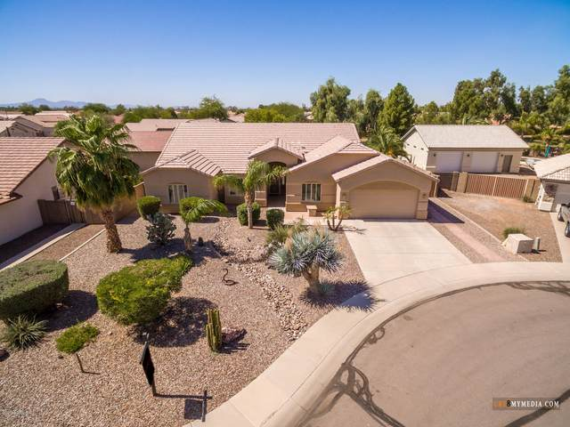 2475 N Granite Court, Casa Grande, AZ 85122 (MLS #6086172) :: Klaus Team Real Estate Solutions