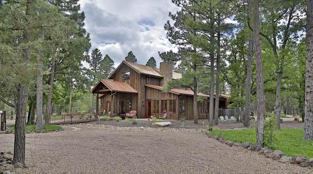 9384 Dawn Ridge Road, Lakeside, AZ 85929 (MLS #6086193) :: The Daniel Montez Real Estate Group