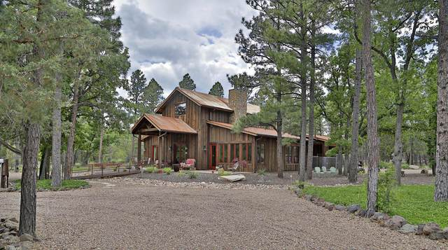 9384 Dawn Ridge Road, Lakeside, AZ 85929 (MLS #6086193) :: Conway Real Estate