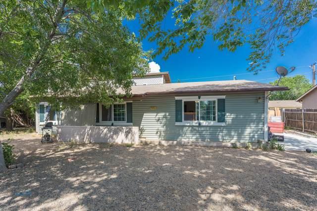 8459 E Sommer Drive, Prescott Valley, AZ 86314 (MLS #6086234) :: The Results Group
