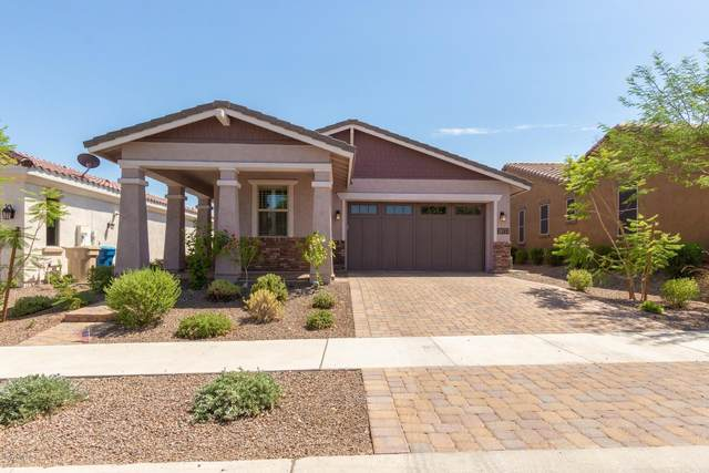 20773 W Minnezona Avenue, Buckeye, AZ 85396 (MLS #6086239) :: Long Realty West Valley