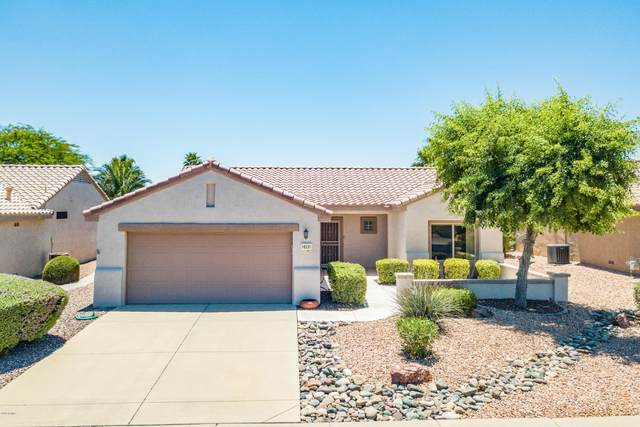 16231 W Tapatio Drive, Surprise, AZ 85374 (MLS #6086266) :: The Results Group