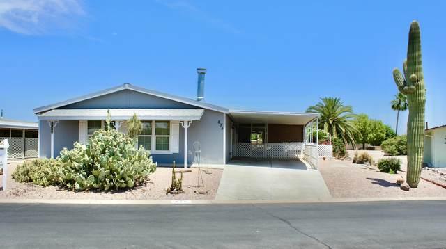 835 S 82ND Way, Mesa, AZ 85208 (MLS #6086291) :: The Property Partners at eXp Realty
