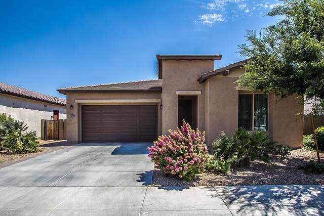 3783 E Wisteria Drive, Chandler, AZ 85286 (MLS #6086311) :: Long Realty West Valley