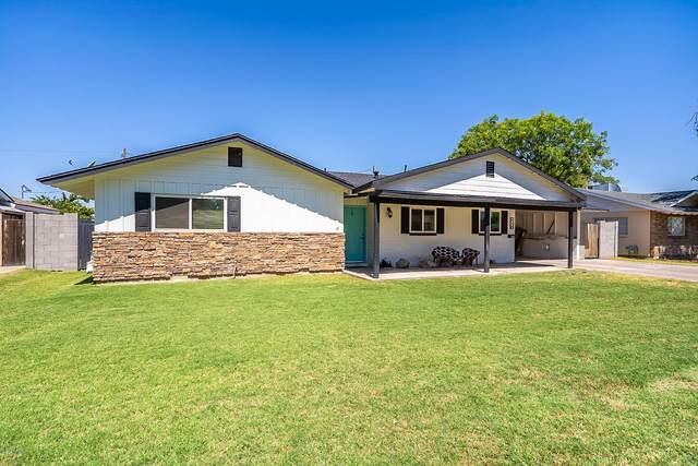 818 N Miller Street, Mesa, AZ 85203 (MLS #6086313) :: The Property Partners at eXp Realty