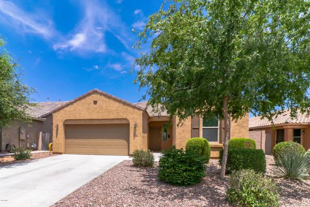 259 S 197TH Avenue, Buckeye, AZ 85326 (MLS #6086315) :: Long Realty West Valley