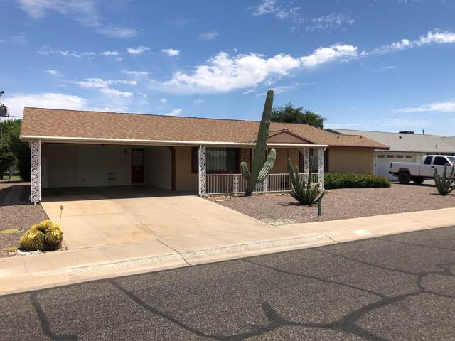 10426 W Camden Avenue, Sun City, AZ 85351 (MLS #6086319) :: Openshaw Real Estate Group in partnership with The Jesse Herfel Real Estate Group
