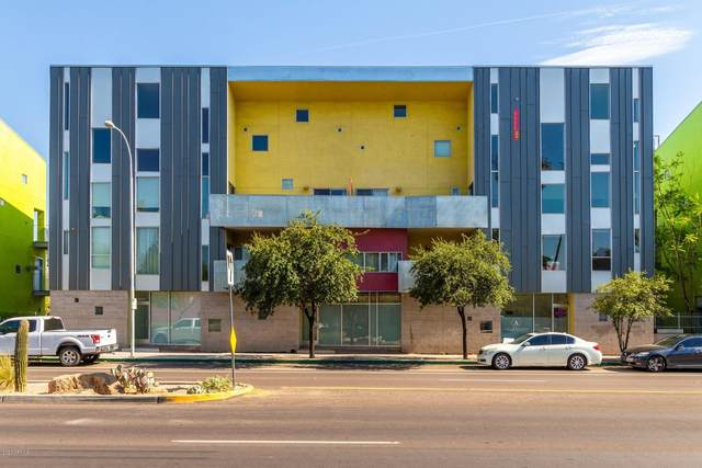 1111 W University Drive #2016, Tempe, AZ 85281 (MLS #6086332) :: Dijkstra & Co.