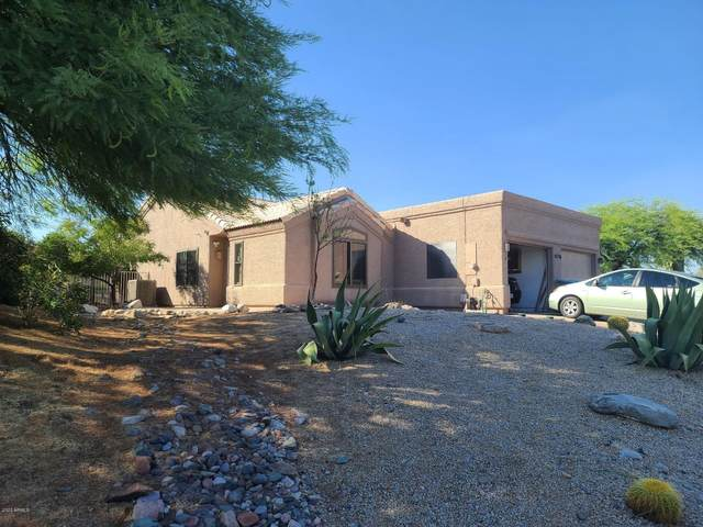 16736 E Ashbrook Drive A, Fountain Hills, AZ 85268 (MLS #6086343) :: The Property Partners at eXp Realty