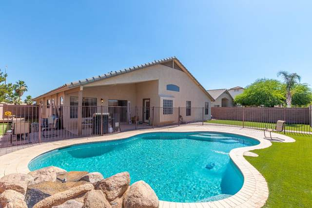 9538 W Butler Drive, Peoria, AZ 85345 (MLS #6086354) :: Lux Home Group at  Keller Williams Realty Phoenix