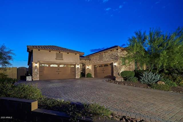 2010 N Steele Circle, Mesa, AZ 85207 (MLS #6086359) :: Lifestyle Partners Team