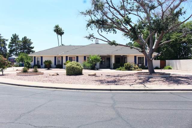 1931 E Elmwood Circle, Mesa, AZ 85203 (MLS #6086365) :: Lifestyle Partners Team