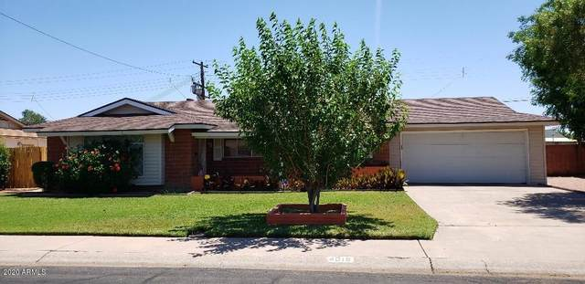 4015 W Krall Street, Phoenix, AZ 85019 (MLS #6086369) :: Nate Martinez Team
