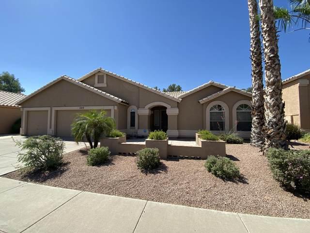 1143 W Sea Fog Drive, Gilbert, AZ 85233 (MLS #6086383) :: Lifestyle Partners Team