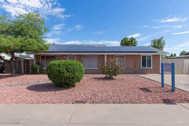 1610 W Charleston Avenue, Phoenix, AZ 85023 (MLS #6086408) :: Nate Martinez Team