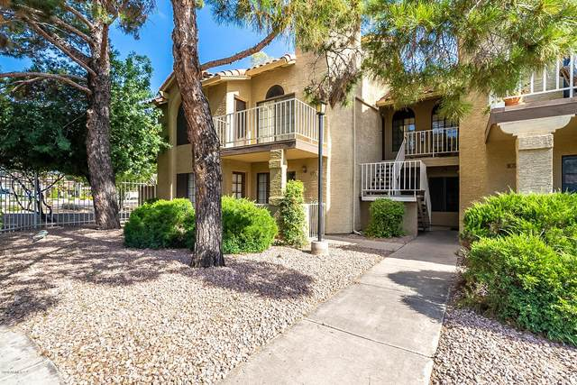 11011 N 92ND Street #1077, Scottsdale, AZ 85260 (MLS #6086424) :: Openshaw Real Estate Group in partnership with The Jesse Herfel Real Estate Group