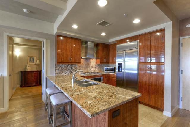7167 E Rancho Vista Drive #5010, Scottsdale, AZ 85251 (MLS #6086426) :: Brett Tanner Home Selling Team