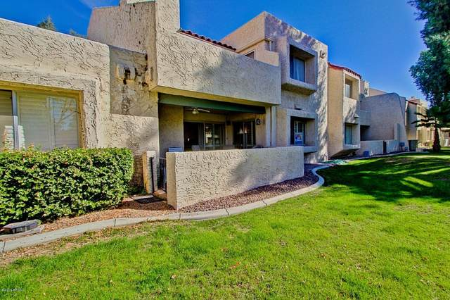 7340 N Via Camello Del Norte #233, Scottsdale, AZ 85258 (MLS #6086431) :: Openshaw Real Estate Group in partnership with The Jesse Herfel Real Estate Group