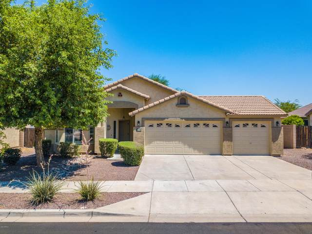 2012 W Carter Road, Phoenix, AZ 85041 (MLS #6086441) :: The W Group