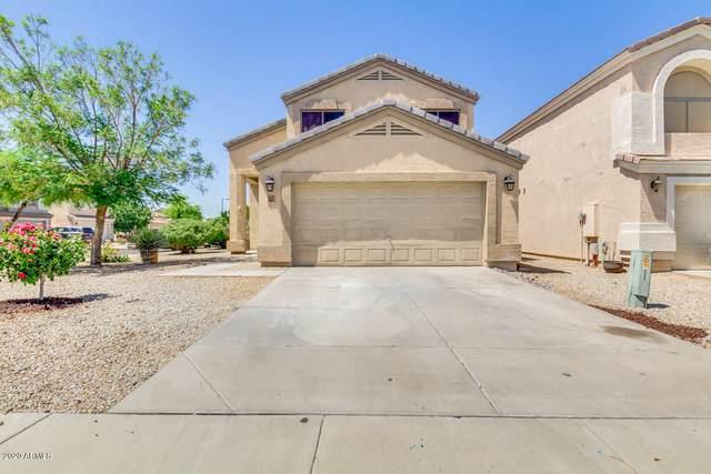 3866 W Naomi Lane, Queen Creek, AZ 85142 (MLS #6086449) :: Dijkstra & Co.