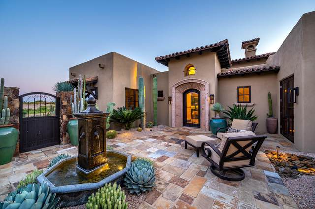 9602 E Taos Drive, Scottsdale, AZ 85262 (MLS #6086472) :: The Daniel Montez Real Estate Group