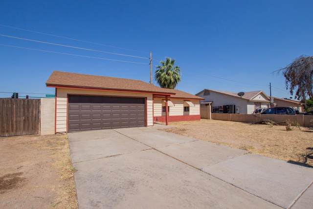 843 N 59TH Drive, Phoenix, AZ 85043 (MLS #6086477) :: Dijkstra & Co.