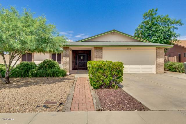 17810 N 42ND Avenue, Glendale, AZ 85308 (MLS #6086488) :: Revelation Real Estate