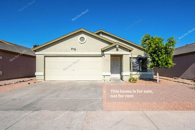 4709 N 85TH Avenue, Phoenix, AZ 85037 (MLS #6086494) :: Openshaw Real Estate Group in partnership with The Jesse Herfel Real Estate Group