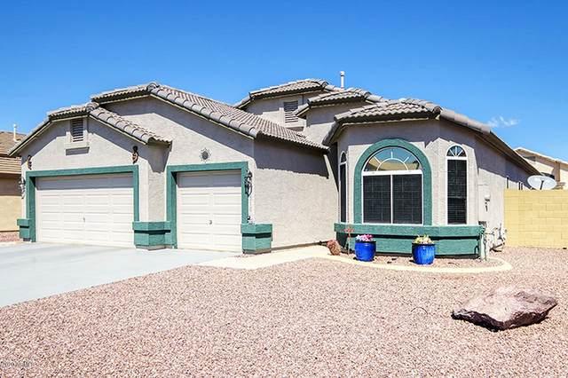 11510 E Dartmouth Street, Mesa, AZ 85207 (MLS #6086505) :: My Home Group