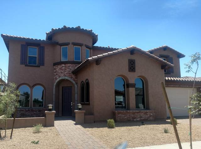 22885 E Silver Creek Lane, Queen Creek, AZ 85142 (MLS #6086538) :: The Laughton Team