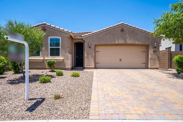 13738 W Chucks Avenue, Peoria, AZ 85383 (MLS #6086543) :: Nate Martinez Team
