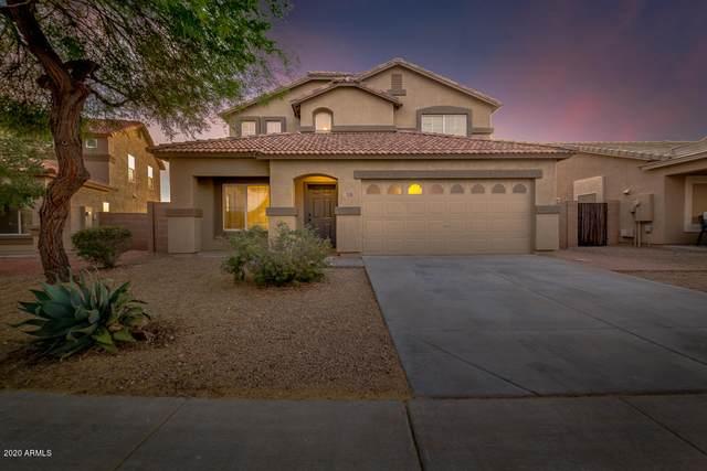 1118 S 242ND Lane, Buckeye, AZ 85326 (MLS #6086548) :: Conway Real Estate