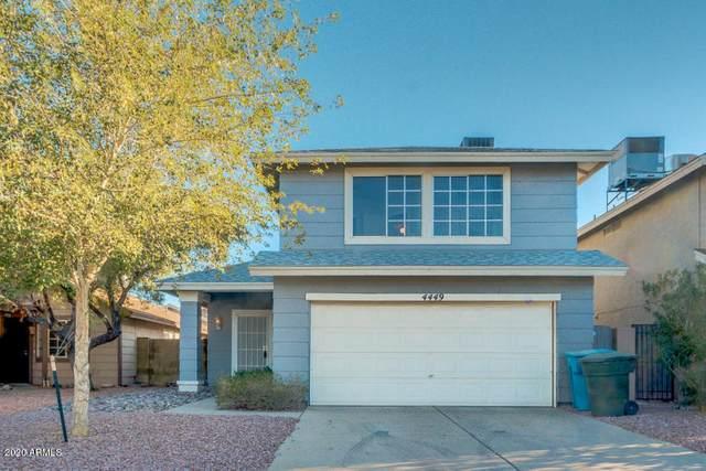 4449 W Oraibi Drive, Glendale, AZ 85308 (MLS #6086556) :: Conway Real Estate