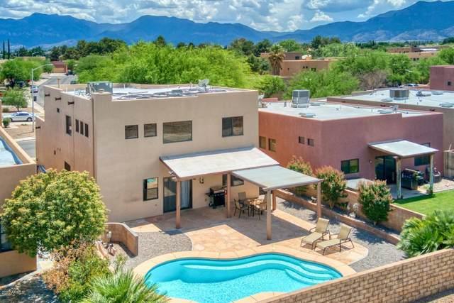 2229 Chaplain Carter Drive, Sierra Vista, AZ 85635 (MLS #6086559) :: The W Group