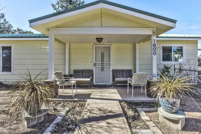 1800 N Mclane Road, Payson, AZ 85541 (MLS #6086571) :: Lux Home Group at  Keller Williams Realty Phoenix