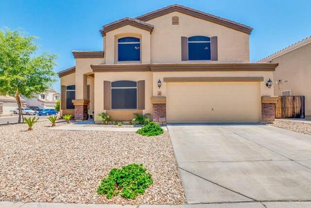 4615 N 111TH Glen, Phoenix, AZ 85037 (MLS #6086574) :: Revelation Real Estate
