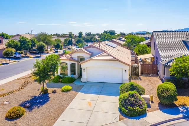 1216 N 158TH Drive, Goodyear, AZ 85338 (MLS #6086582) :: Devor Real Estate Associates
